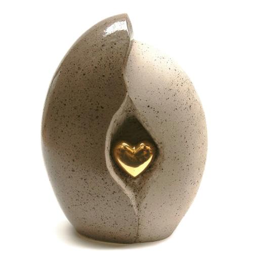 Petites Urnes Funéraires en Céramique